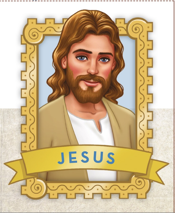 Jesus Christ Clipart Archives - Teaching LDS Children