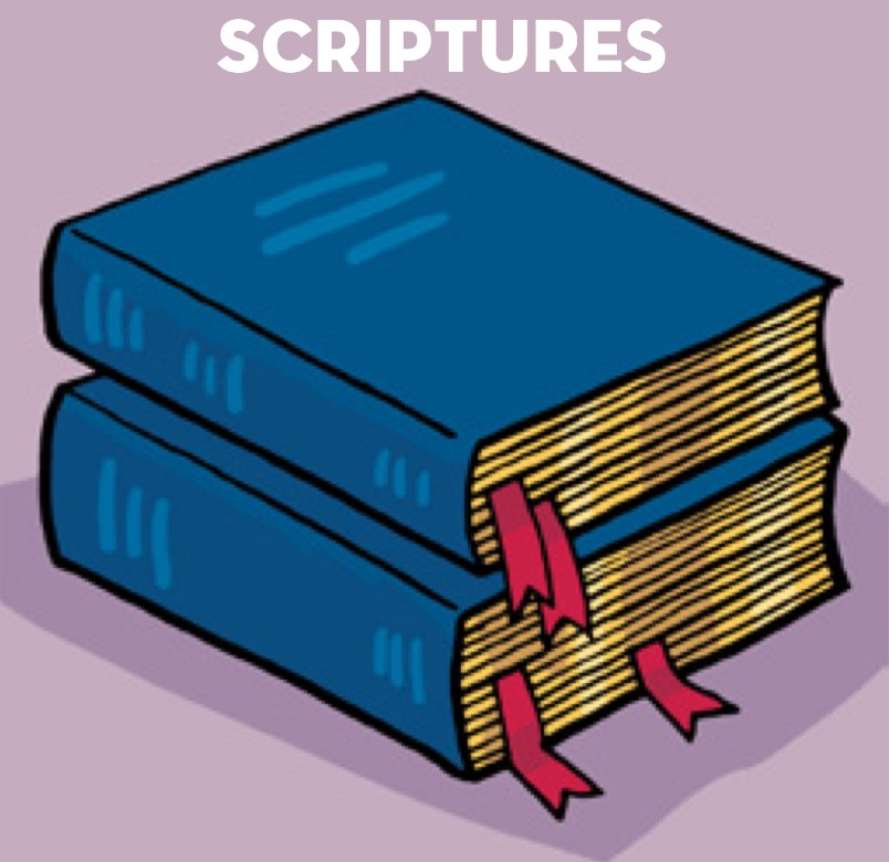 Scriptures: Clipart - Teaching LDS Children