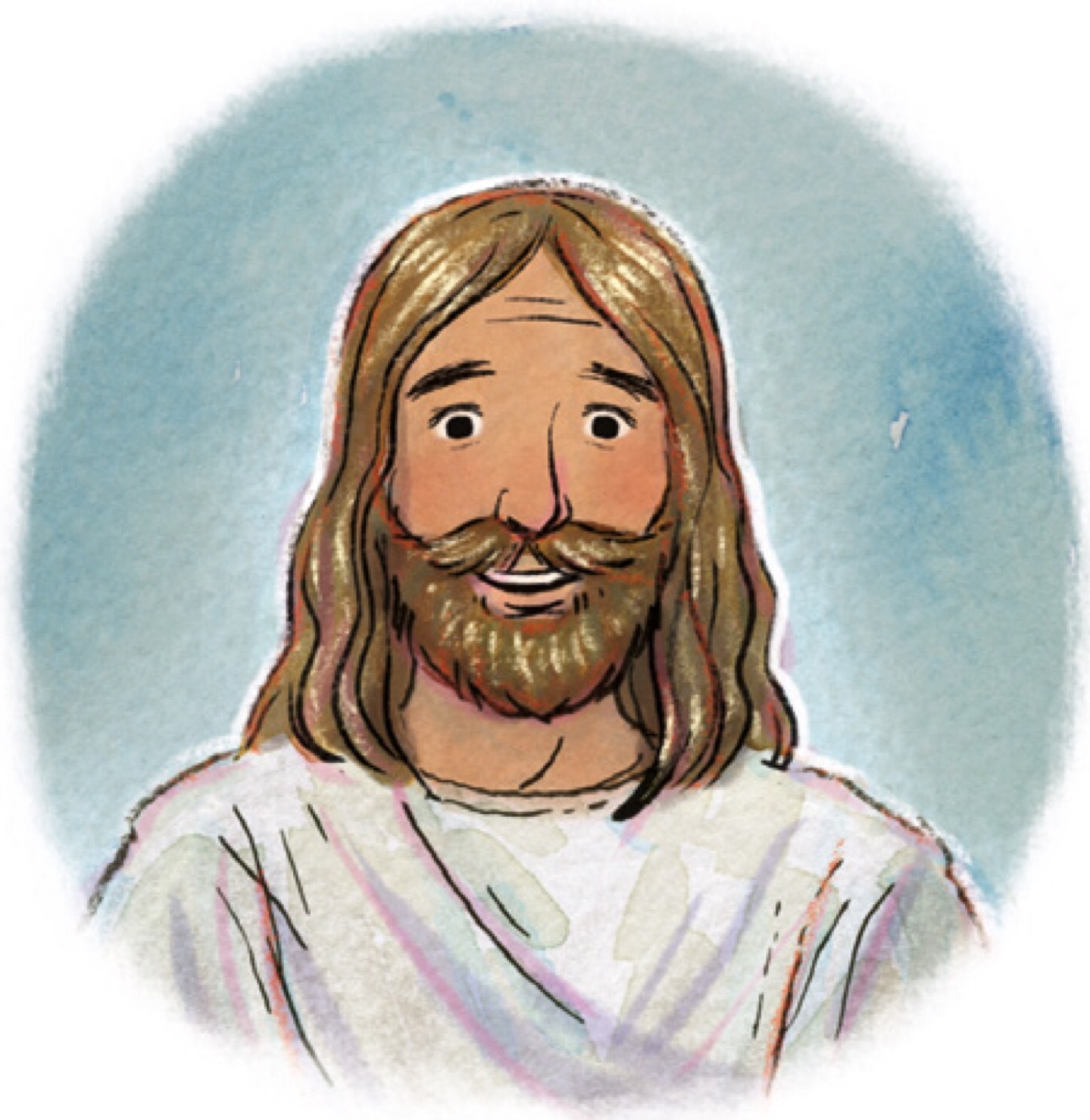 Jesus Christ: Clipart - Teaching LDS Children